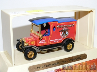"Matchbox Yesteryear YGB19 - 1912 Ford Model T Van ""Yuengling"""