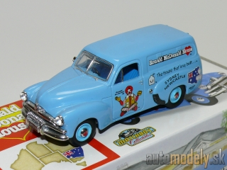 Matchbox YCH10 - 1955 FJ Holden Panel Van - Ronald McDonald House New South Wales