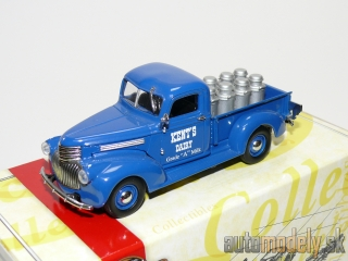 Matchbox YYM38042 - Kent's Diary 1941 Chevrolet Pick-up + Certificate of Authenticity - 1:43