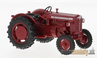 SpecialC.-97 - Bukh D30, dark red, RHD, 1958 - 1:43