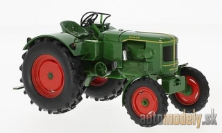 SpecialC.-97 - Deutz F3L 514, grün, without showcase, 1958 - 1:43