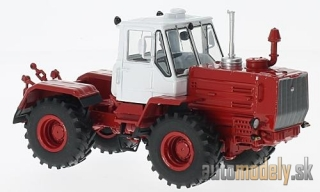 SSM - Charkower Traktorenwerk T-150K, red/white - 1:43