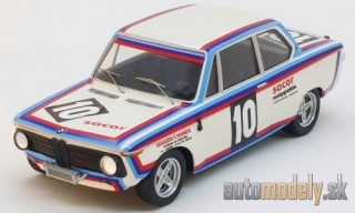 Trofeu - BMW 2002, No.10, Vila do Conde, R.Esperto, 1975 - 1:43