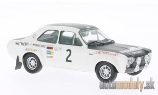 Trofeu - Ford Escort I RS 1600, No.2, Withers of Winsford, Rallye Manx, R.Clark/H.Liddon, 1971 - 1:43