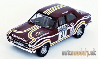 Trofeu - Ford Escort MK I , RHD, No.41, team Castrol, Chevin Wine, Rallye WM, RAC Rallye, T.Drumond/D.Richards, 1974 - 1:43