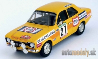 Trofeu - Ford Escort MK I RS 2000, No.21, team Rica Lewis, Rallye WM, Rally Portugal, G.Salvi/P.de Almeida, 1976 - 1:43