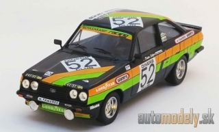 Trofeu - Ford Escort Mk II RS2000, No.52, Berkenkamp racing, 24h Spa, A.Beauchef/D.Selzer/K.Mauer, 1979 - 1:43