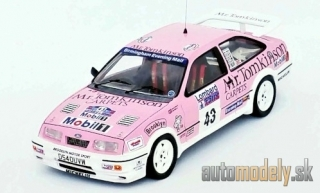 Trofeu - Ford Sierra RS Cosworth, RHD, No.43, Mr. Tomkinson, Rallye WM, RAC Rallye, P.Collins/B.Thomas, 1988 - 1:43