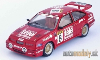 Trofeu - Ford Sierra RS Cosworth, RHD, No.8, Tele moustique, 24h Spa, A.Rouse/T.Tassin/W.Percy, 1987 - 1:43