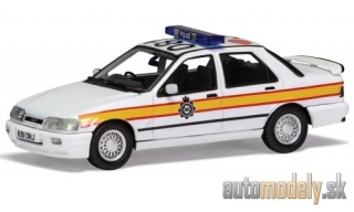Vanguards - Ford Sierra Sapphire RS Cosworth 4x4, RHD, Sussex Police, 1990 - 1:43