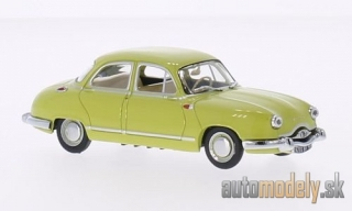 Vitesse - Panhard Dyna Z1 Luxe Special, yellow, 1954 - 1:43