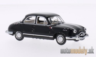 Vitesse - Panhard Dyna Z1 Luxe Special, black, 1954 - 1:43