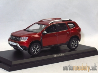 Norev - Dacia Duster 2018 Flamme Red - 1:43