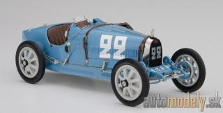 CMC - Bugatti T35 Nation Color Project – France, 1924 - 1:18