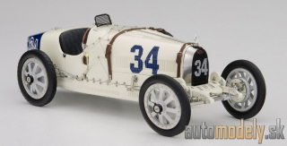 CMC - Bugatti T35 Nation Color Project – USA, 1924 - 1:18