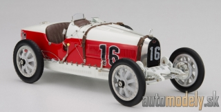 CMC - Bugatti T35 Nation Color Project – Monaco, 1924 - 1:18
