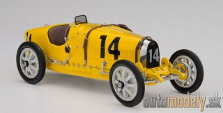 CMC - Bugatti T35 Nation Color Project – Belgium, 1924 - 1:18
