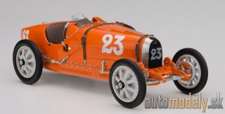 CMC - Bugatti T35 Nation Color Project – Netherlands, 1924 - 1:18