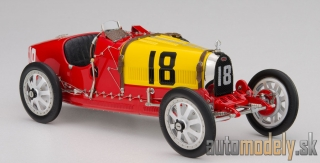 CMC - Bugatti T35 Nation Colour Project – Spain, 1924 - 1:18