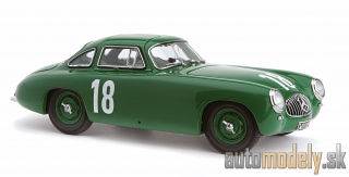 CMC - Mercedes-Benz 300 SL (W194) Great Price of Bern, 1952 #18 green - 1:18