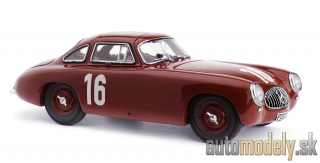 CMC - Mercedes-Benz 300 SL (W194) Great Price of Bern, 1952 #16 red - 1:18