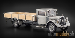 CMC - Mercedes-Benz LO 2750 Truck Clear-Finish Version, 1933-1936 - 1:18