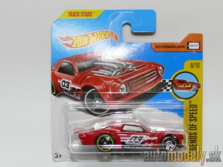 Hot Wheels M80CP - Legends Of Speed 2017 Night Shifter 8/10