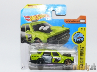 Hot Wheels 5XX2R - HW City Works 2017 Time Attaxi 4/10