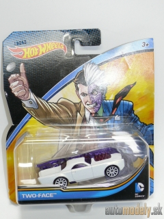 Hot Wheels DMM21 - DC Comics Two-Face