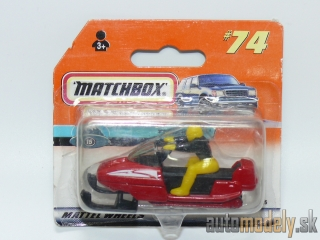 Matchbox #74 36626 - Turbo Ski