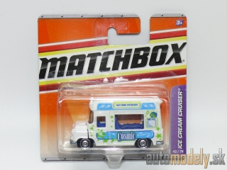 Matchbox #43/75 C0859 - Ice Cream Cruiser
