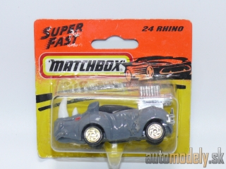 Matchbox #24 - Rhino Rod