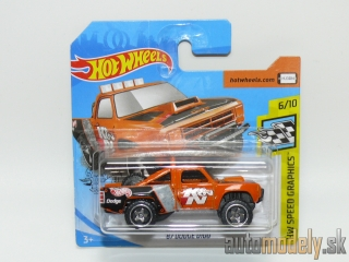 Hot Wheels HJ3DN - HW Speed Graphics 2020 '87 Dodge D100 6/10