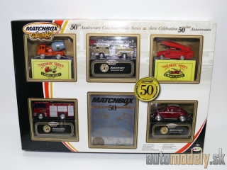 Matchbox - 50th Anniversary Commemorative Series 2002 - 1:64