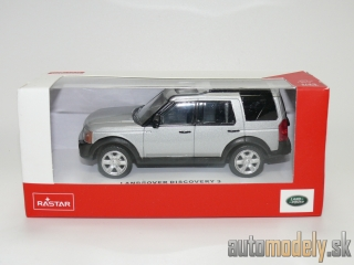 Rastar - Land Rover Discovery 3 - 1:43