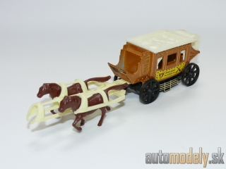 "Majorette No. 326 - Stagecoach ""Kansas City"" - 1:80"