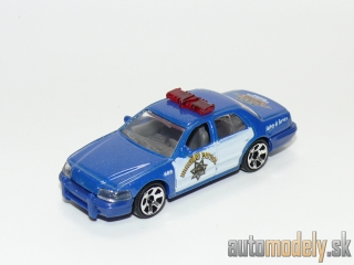 "Matchbox K8938 - 2006 Ford Crown Victoria ""2006 West East Collector Show"" - 1:71"
