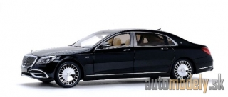 Almost Real - Mercedes-Maybach S-Class 2019 obsidian black - 1:18