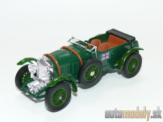 Matchbox Yesteryear Y-2 - 1930 4 1/2 It. Super Charged Bentley