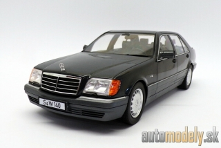 iScale - Mercedes Benz S-Class S500 (W140) 1994 - 1:18