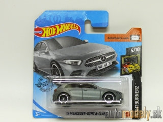 Hot Wheels - Nightburnerz '19 Merceses-Benz A-Class 5/10