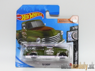 Hot Wheels - Rod Squad '52 Chevy 3/10