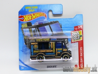 Hot Wheels - Holiday Racers Quick Bite 3/5