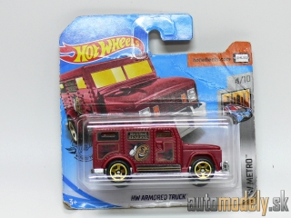 Hot Wheels - HW Metro HW Armored Truck 4/10