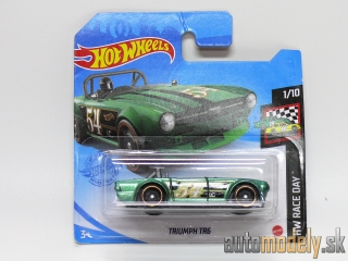 Hot Wheels - HW Race Day Triumph TR6 1/10