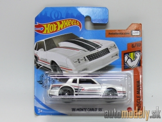 Hot Wheels - Muscle Mania '86 Monte Carlo SS 6/10