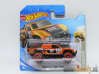Hot Wheels - Baja Blazers Toyota Off-Road Truck 3/10