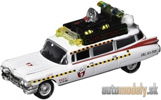 "Johnny Lightning - 1959 Cadillac Ecto 1A ""Ghostbusters 2"" - 1:64"