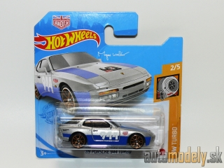 Hot Wheels - HW Turbo '89 Porsche 944 Turbo  2/5