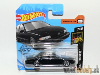 Hot Wheels - Nightburnerz '96 Chevrolet Impala SS 2/10